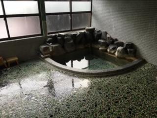 鳩ヶ湯温泉プレオープン