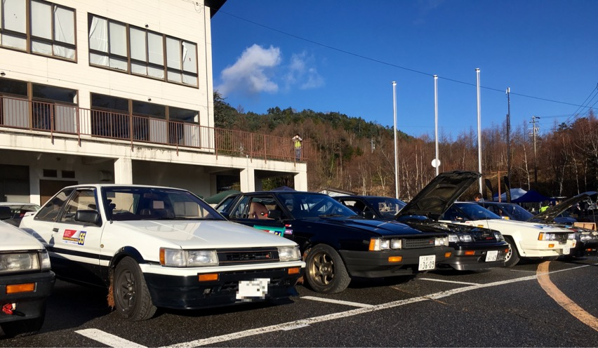 All Japan Hill Climb Festival in 御岳